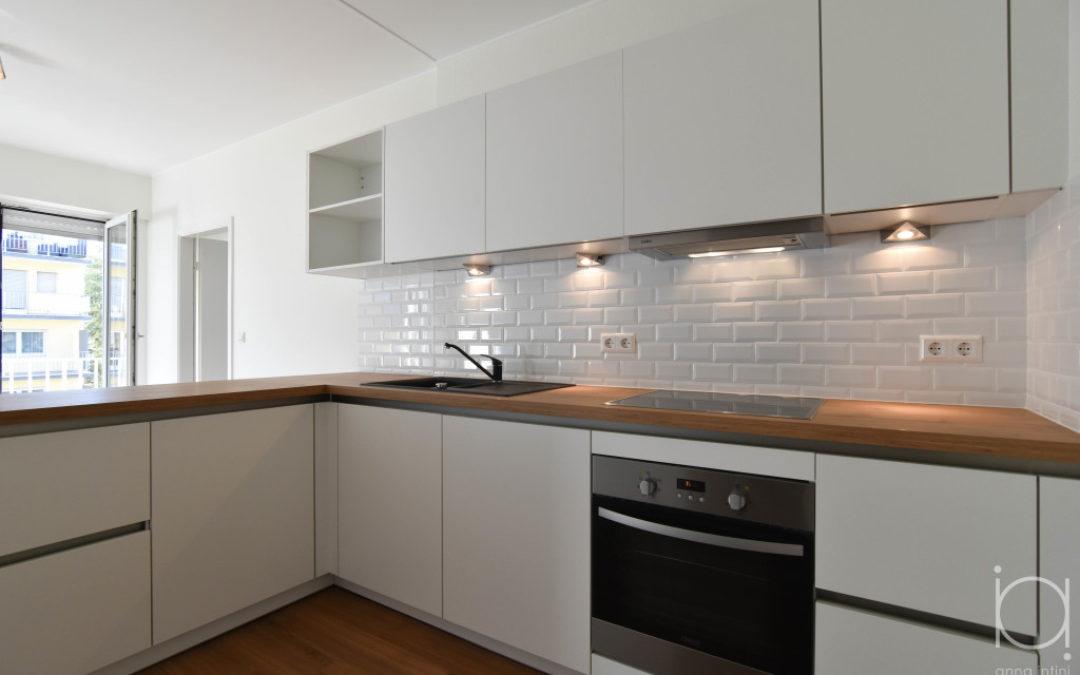 Apartment renovation in Pétange