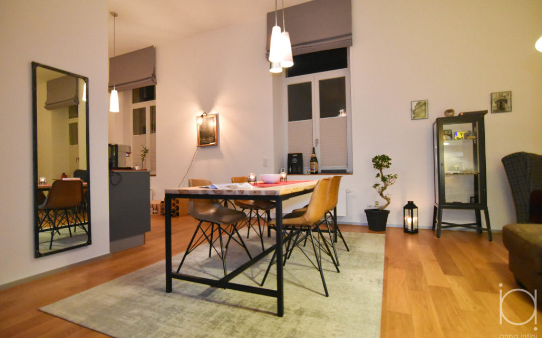 Apartment furnishing in Luxembourg City