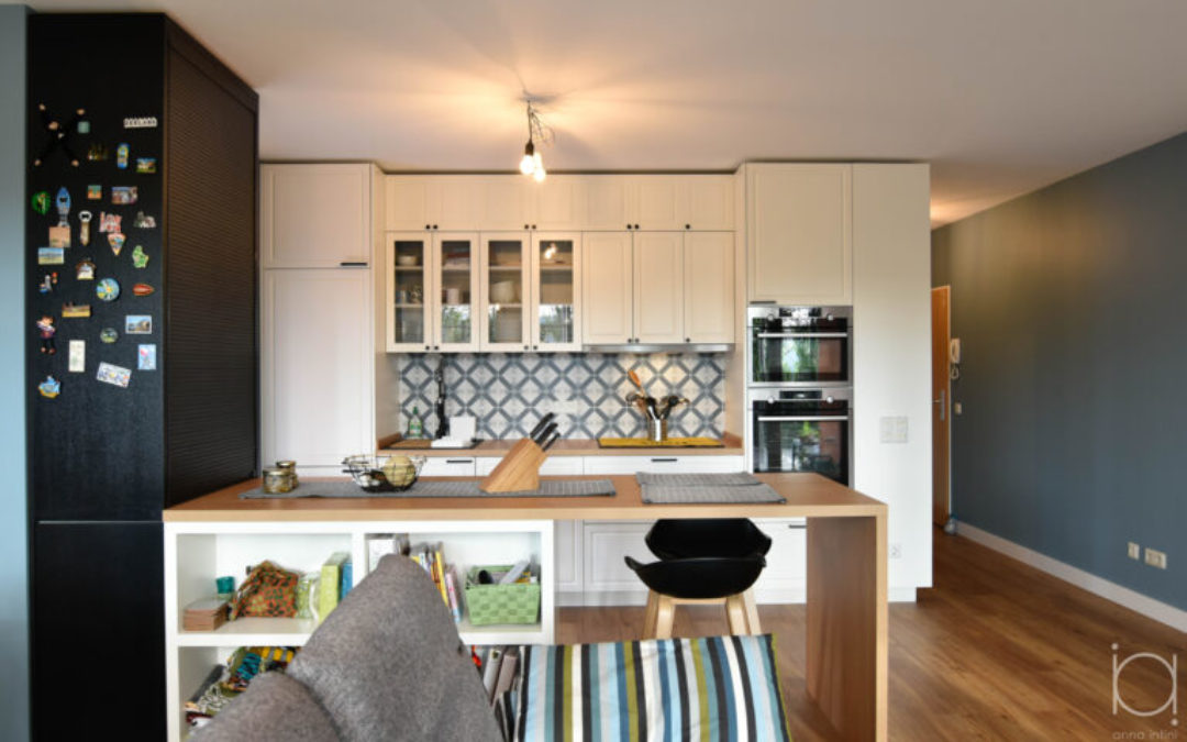 Interior design project – Apartment in Cents