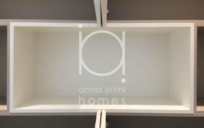 Custom made – Furniture for an apartment in Rodange